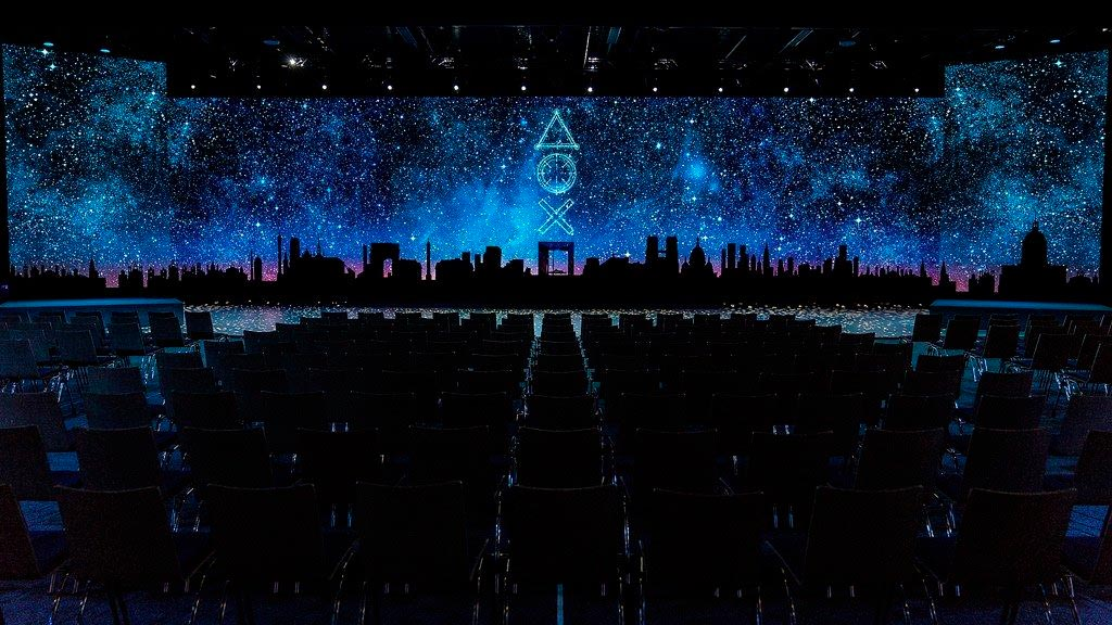 E3 Sony Showcase 2018 VR4player