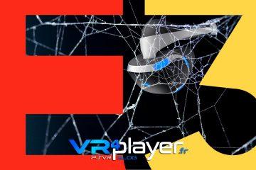 PlayStation VR : de la place du PSVR à l'E3 2018