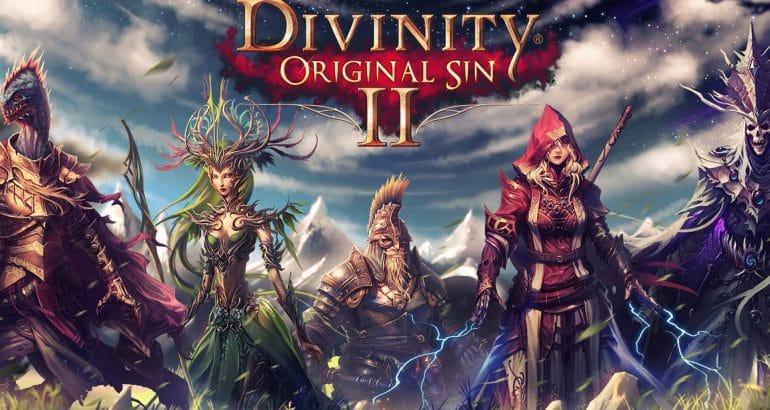 Divinity : Original Sin 2 PS4 vr4player.fr
