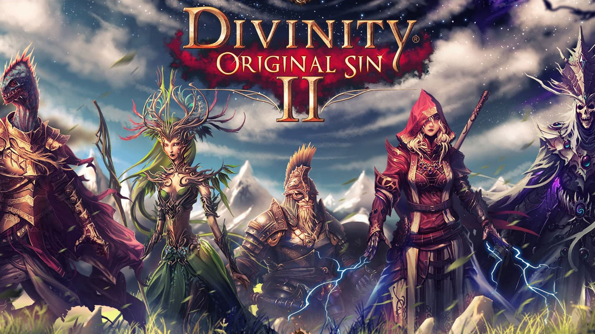 Divinity : Original Sin 2 PS4 vr4player.fr