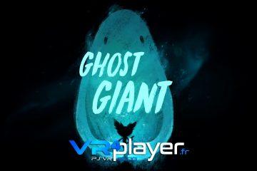 PlayStation VR : Ghost Giant, sa date et des images inédites
