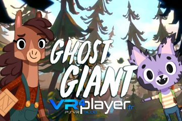 PlayStation VR : Ghost Giant est le 2ème jeu PSVR annoncé avant l'E3
