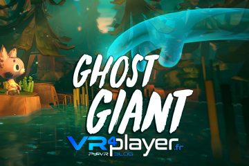PlayStation VR : Ghost Giant se montrera au printemps en exclu PSVR