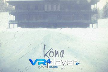 PlayStation VR : Kona, les mystères du grand Nord sur PSVR