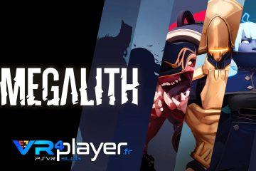PlayStation VR : Megalith un multi Titanesque sur PSVR