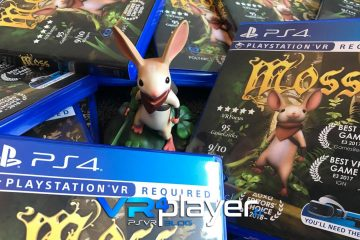 PlayStation VR : concours MOSS de Polyarc, gagnez Quill en figurine !