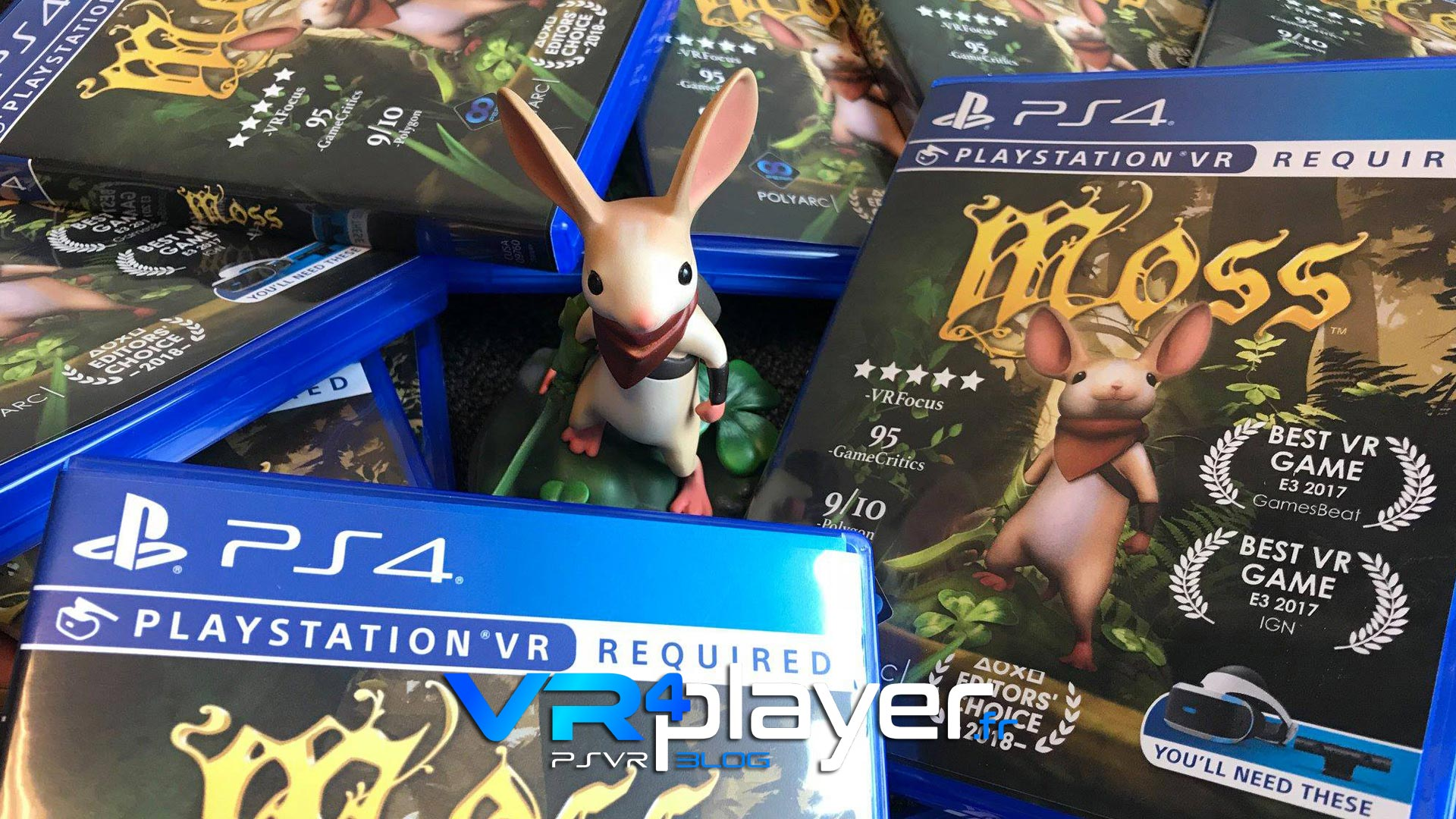une figurine Moss à gagner vr4player.fr