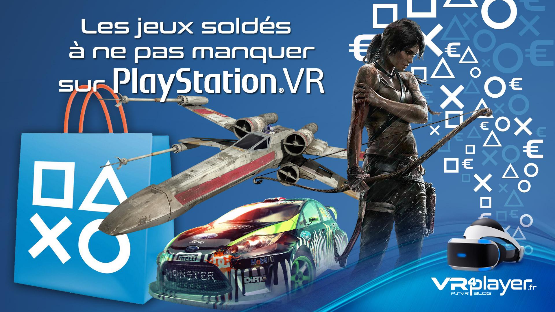 les soldes PSVR à moins de 15 euros vr4player.fr