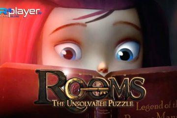 PlayStation VR : ROOMS The Unsolvable Puzzle en preview sur PSVR