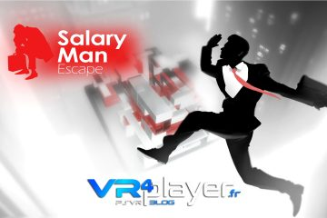 PlayStation VR : Salaryman, premières impressions en vidéo sur PSVR