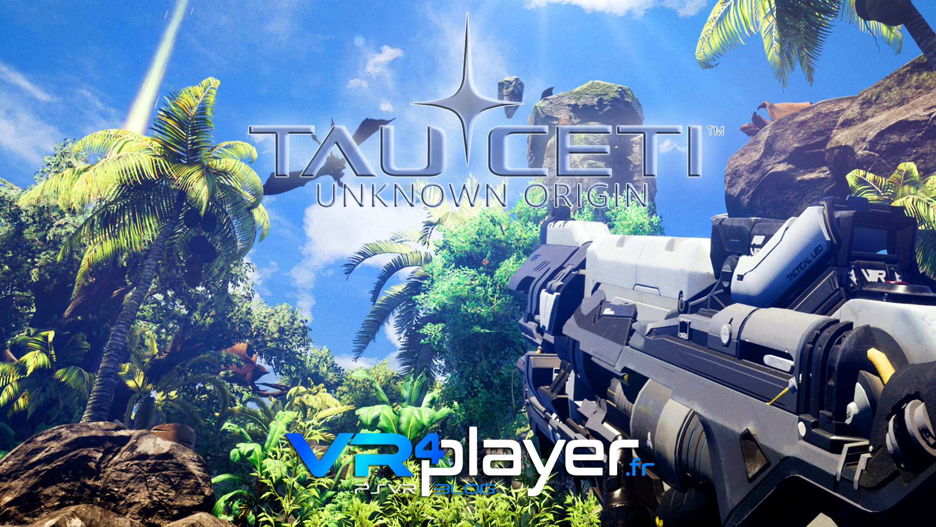 TauCeti Unknown Origin PSVR vr4player