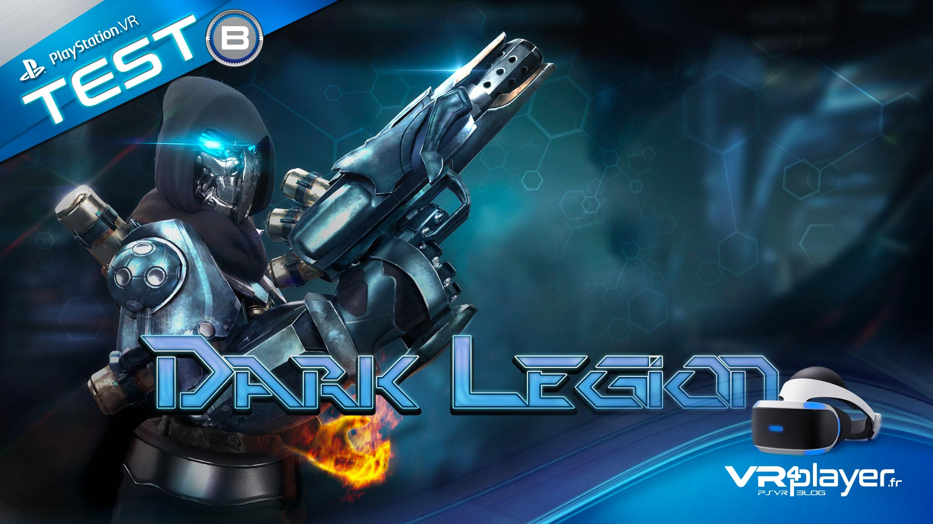 Dark Legion le TEST PSVR
