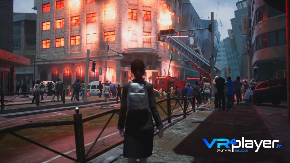 Disaster Report 4 Plus : Summer memories sur PlayStation VR psvr
