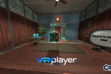 PlayStation VR : ESPER VR tout simplement sur PSVR