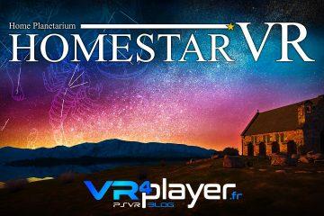 PlayStation VR : Homestar VR, des étoiles plein le PSVR