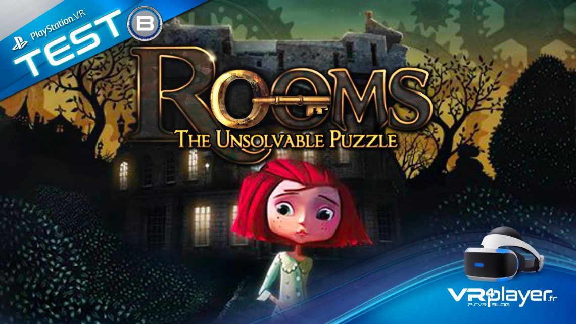Rooms The Unsolvable Puzzle Test Review VR4player