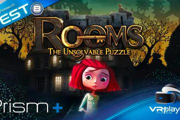 PlayStation VR : Rooms The Unsolvable Puzzle, le casse-Test PSVR