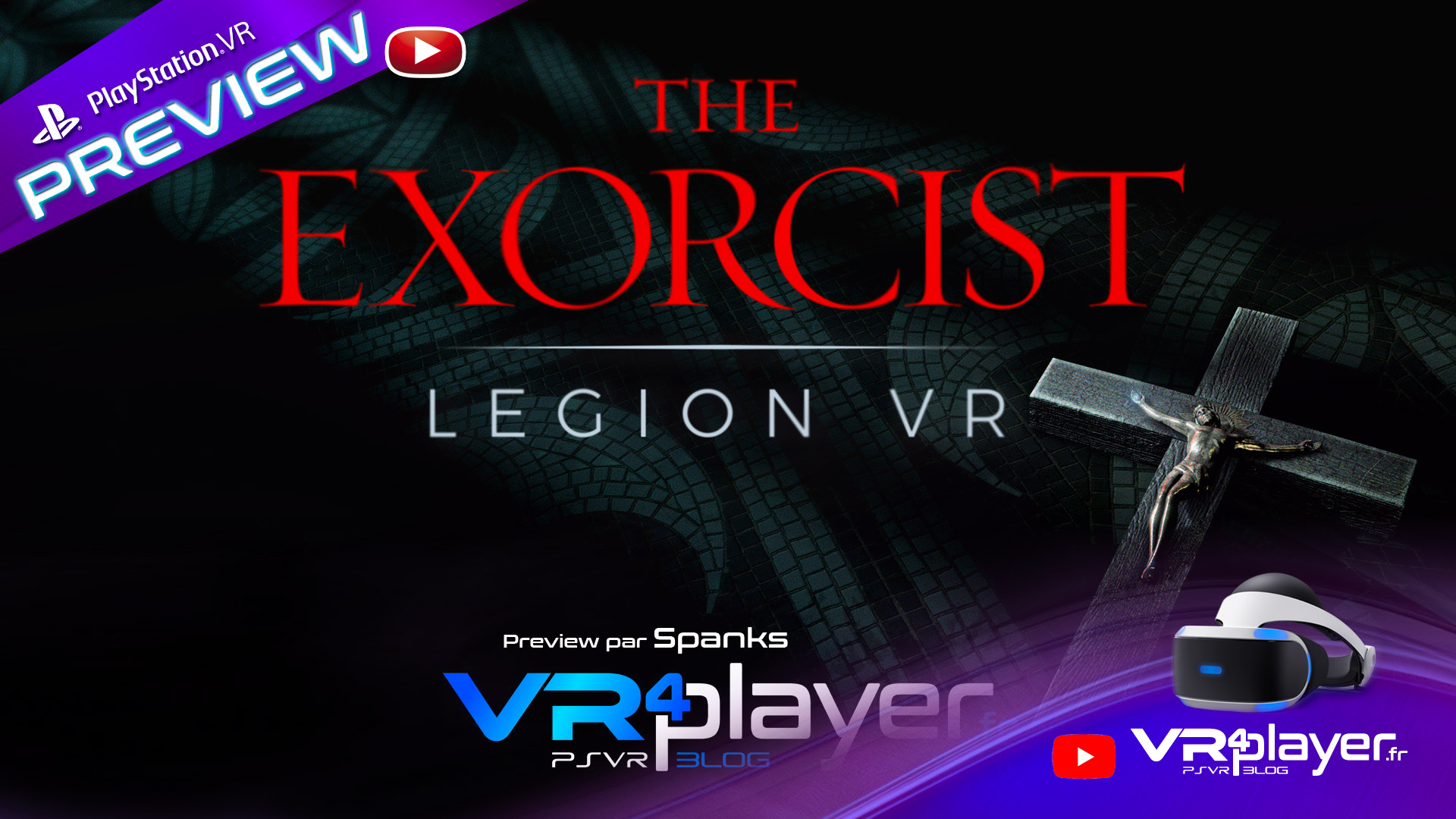 The Exorcist Legion VR sur PC