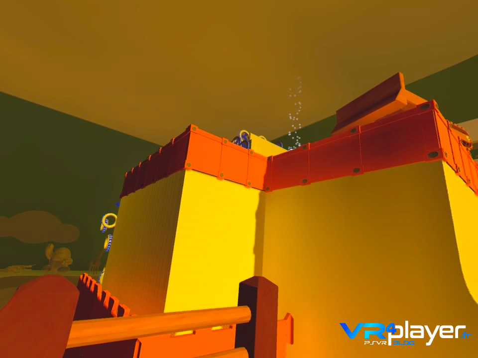 To The Top le Test sur PSVR