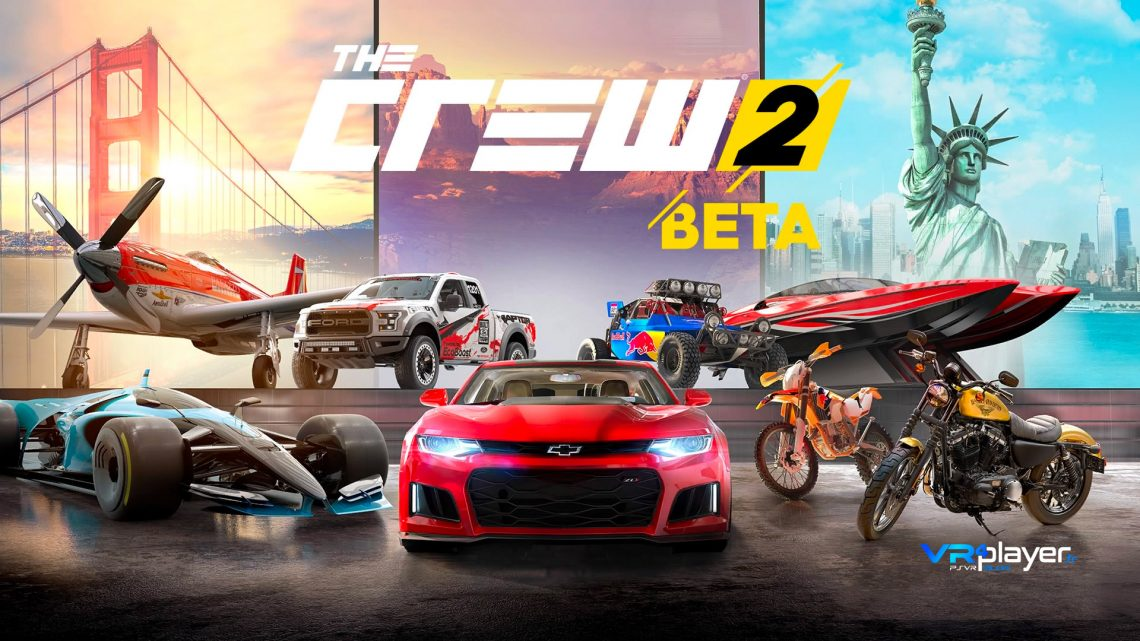 Ubisoft E3 The Crew 2