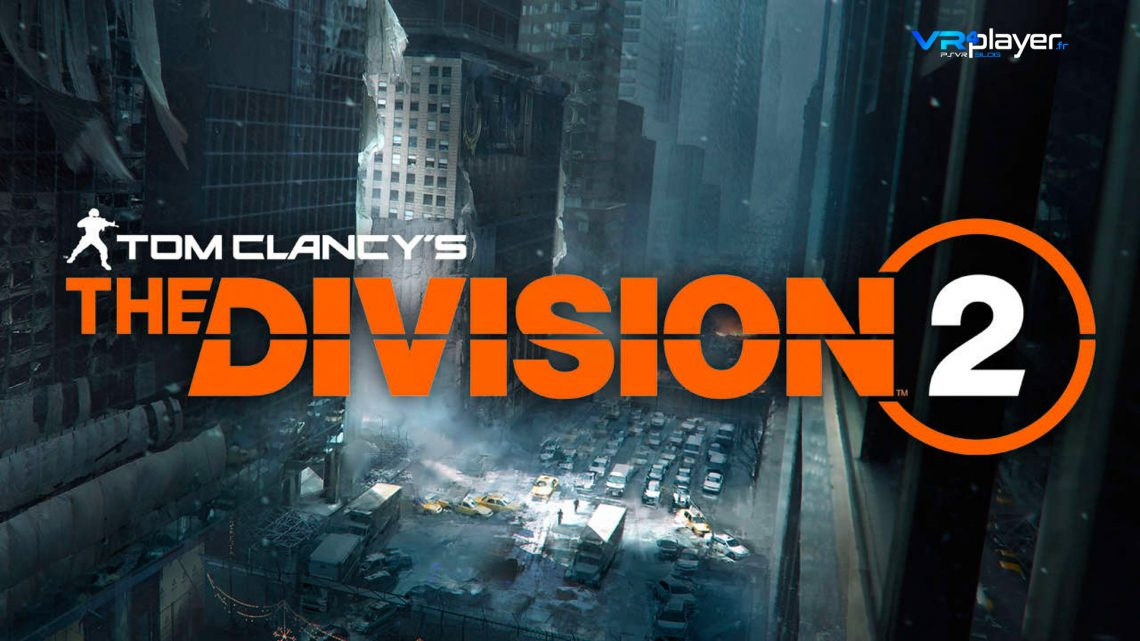 Ubisoft E3 The Division