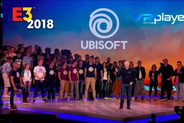 PlayStation VR, PS4 : À l'E3, Ubisoft passe sous silence la VR