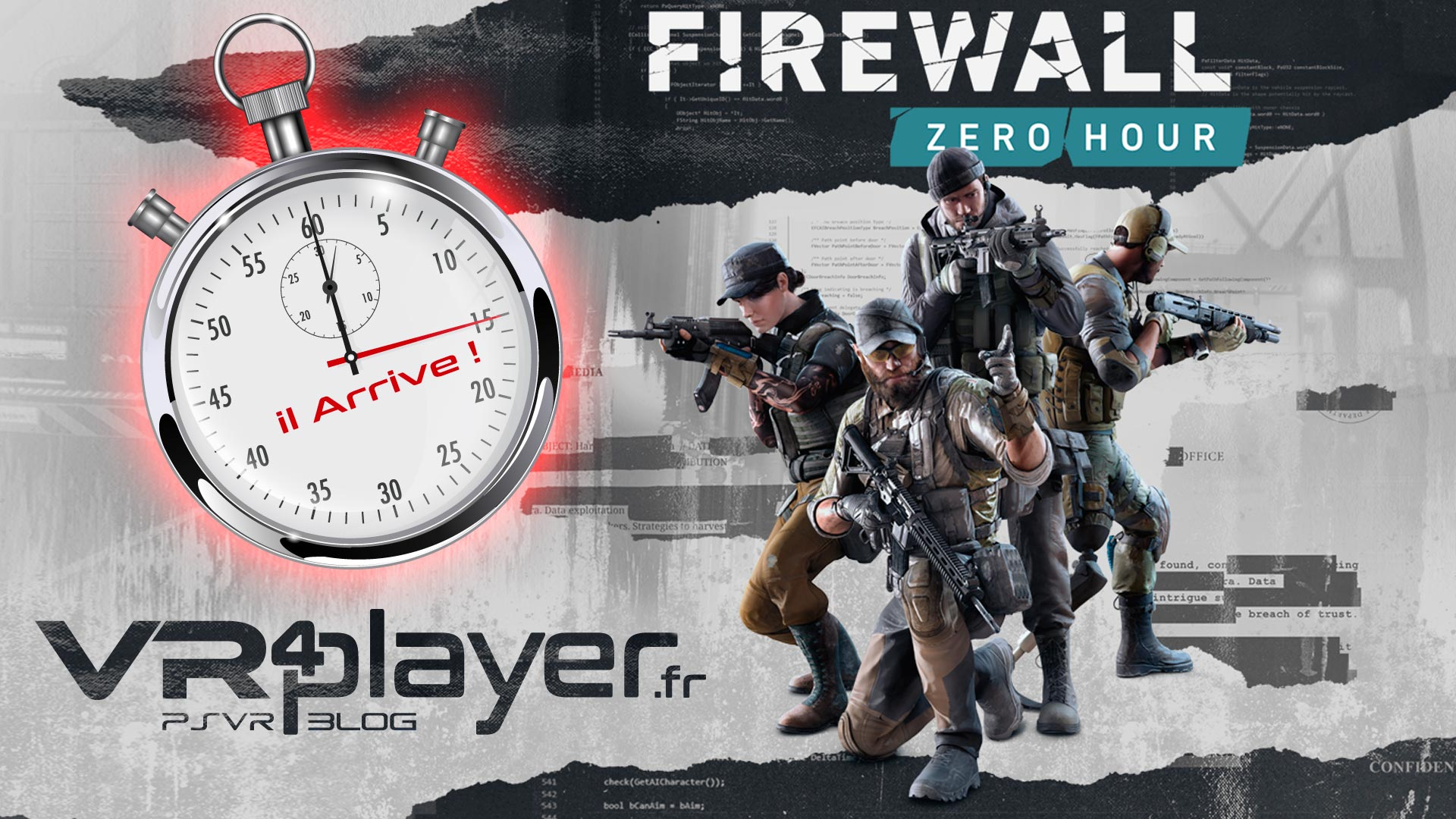 FireWall Zero Hour VR4player