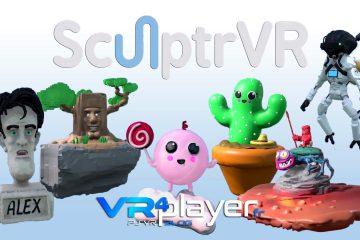 PlayStation VR : SculptrVR sur PSVR, plus cool que CoolpaintrVR ?