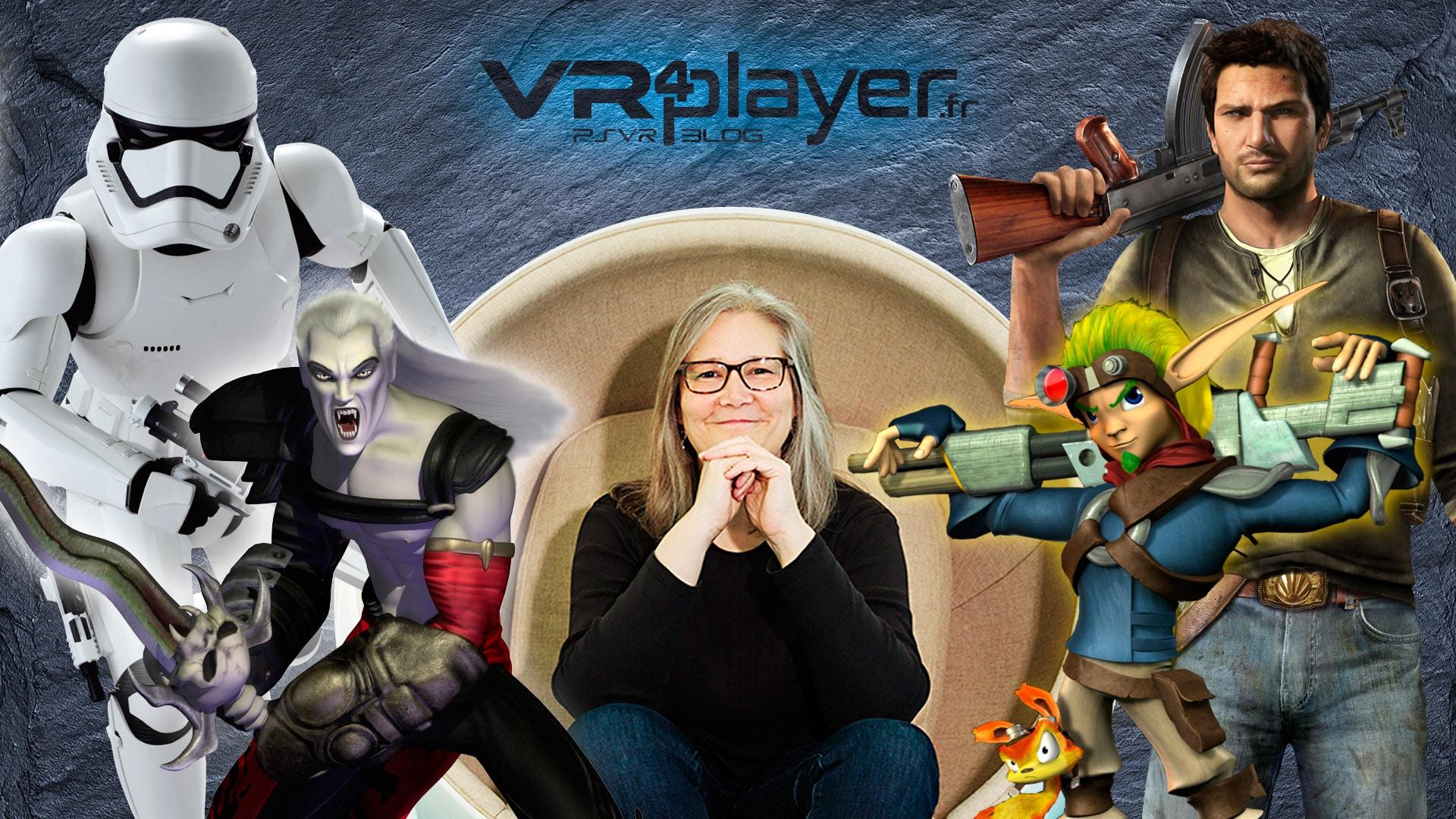 Amy Henning et la VR VR4player.fr