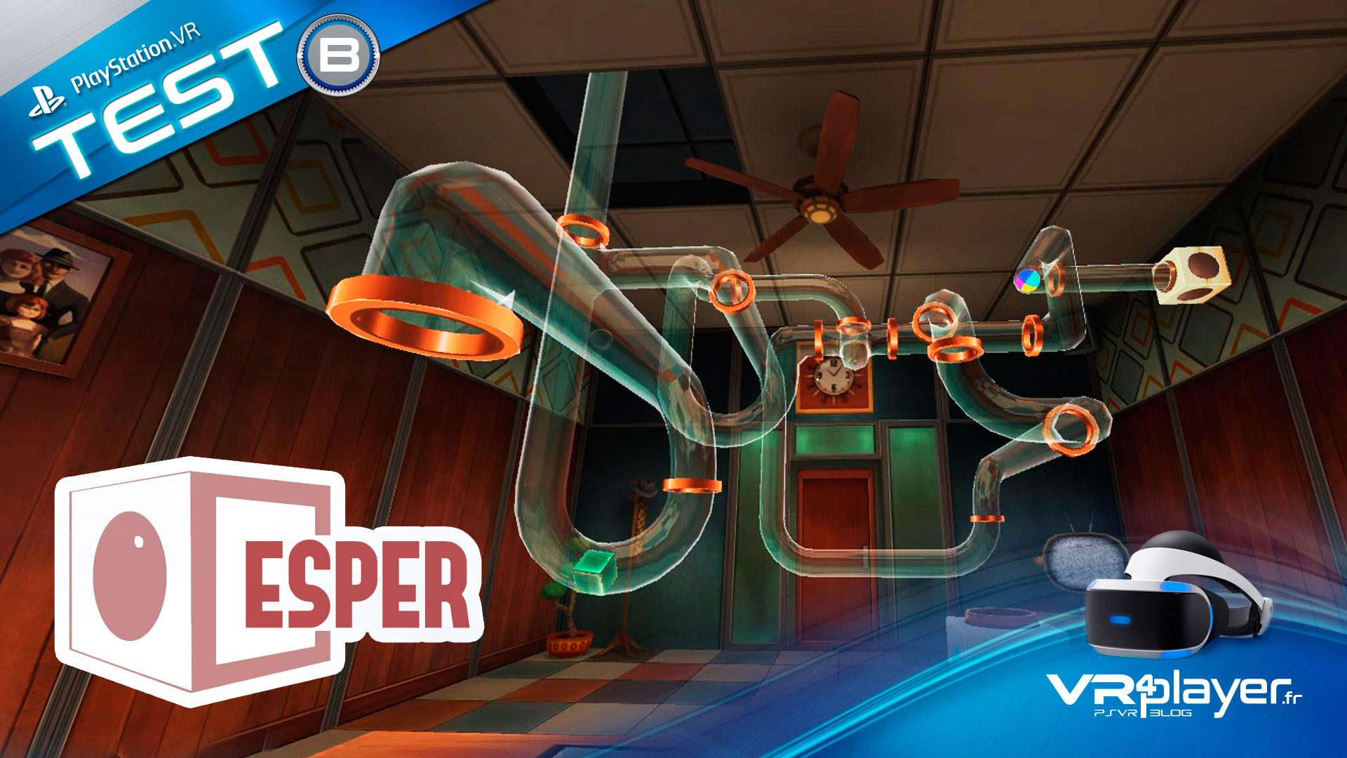 Esper VR test Review VR4Player