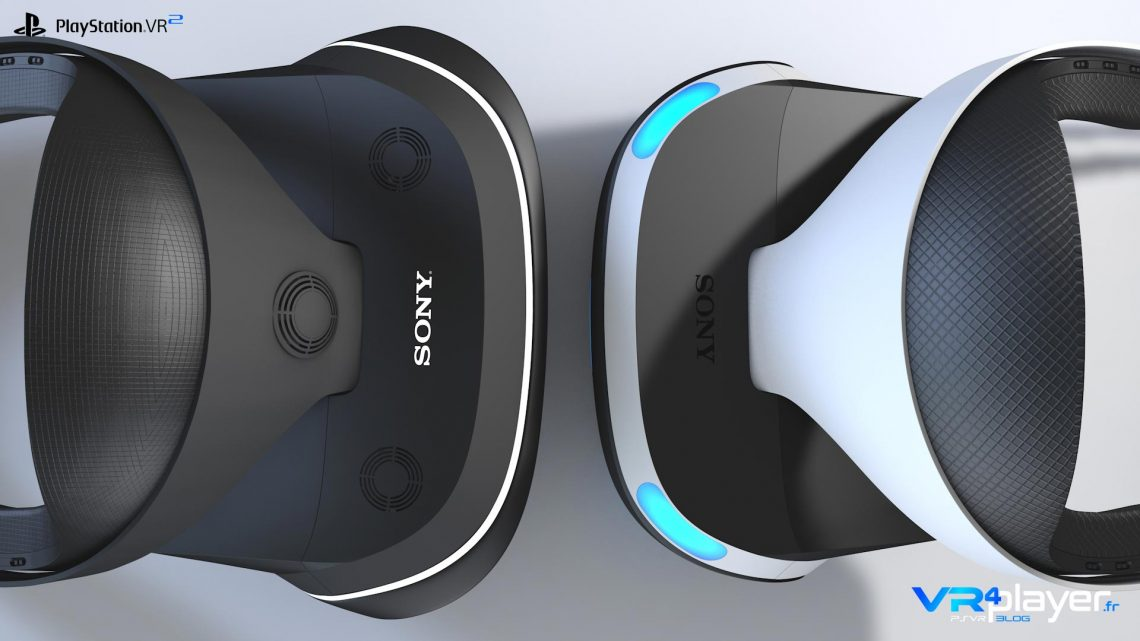 PlayStation VR 2, PSVR2, welcome to the futur VR4Player