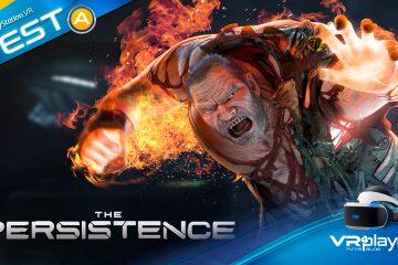 PlayStation VR : The Persistence, la perle de Juillet sur PSVR – Test Review