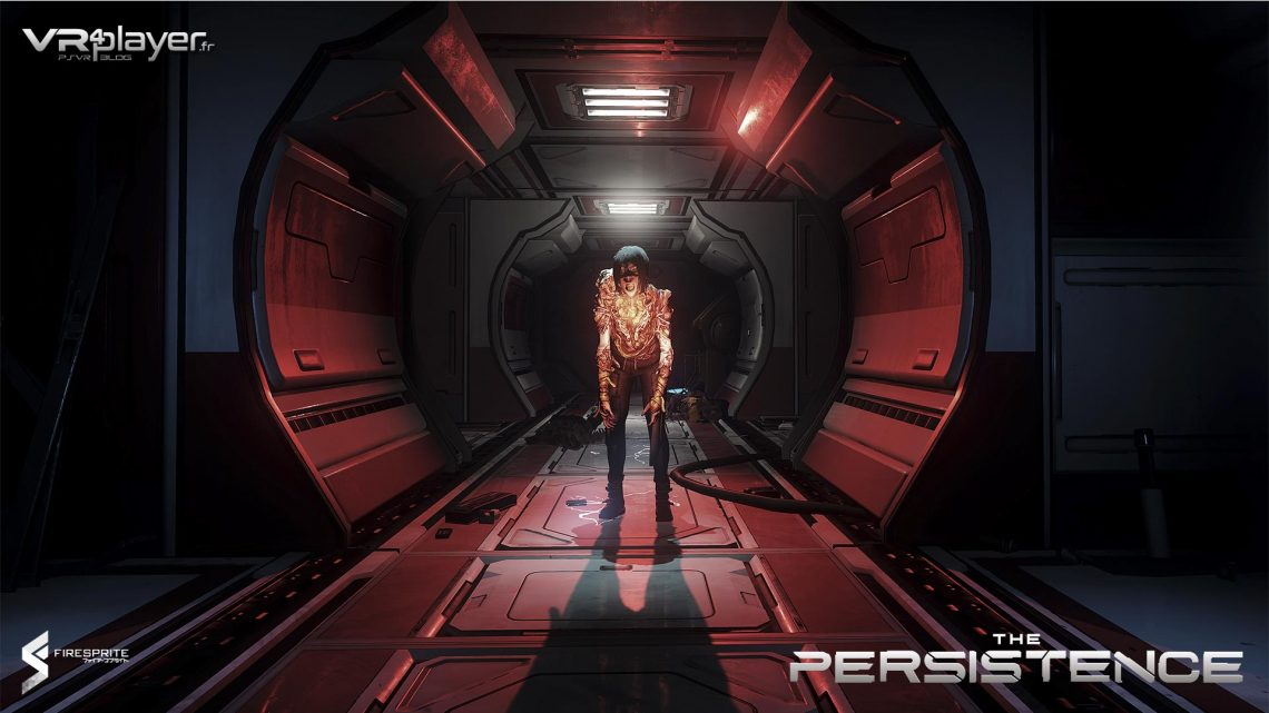 The Persistence PlayStation VR test review video