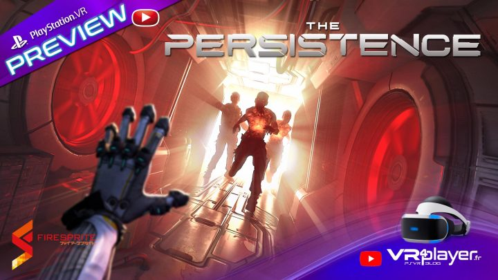 The Persistence PlayStation VR Preview video