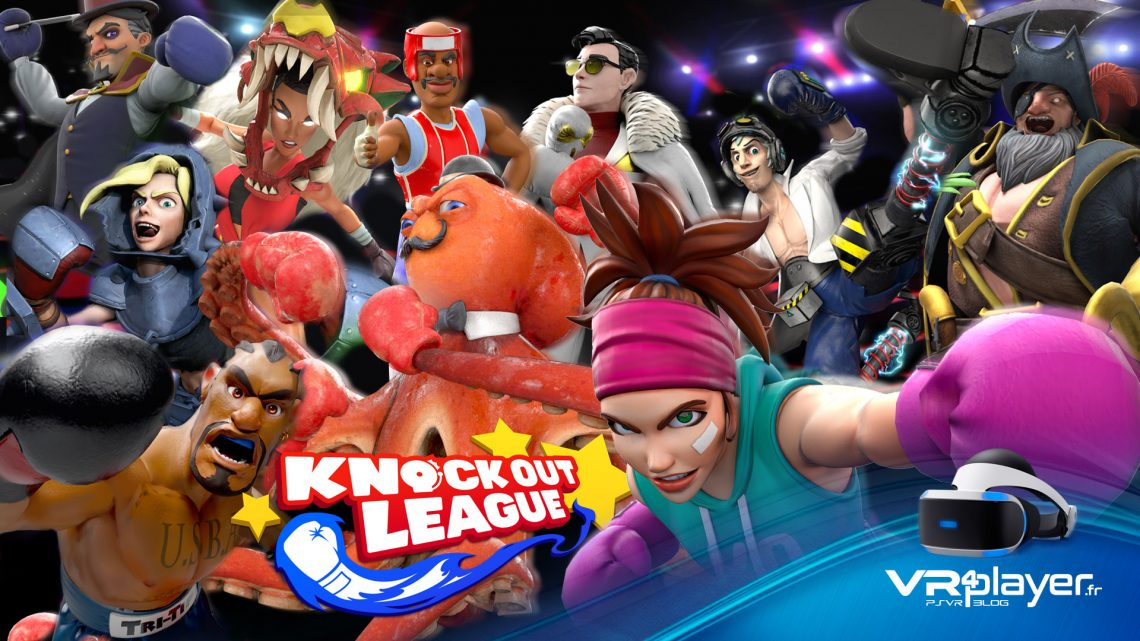 Knockout League DLC Heay Bag sur PVR vr4player.fr