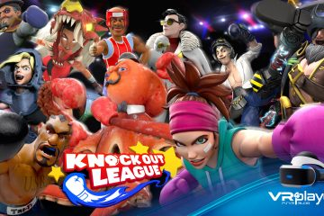 PlayStation VR : Knockout League va recevoir un premier DLC