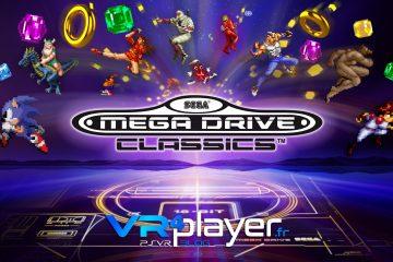 PlayStation VR : Sega Mega Drive Classics devient compatible PSVR !