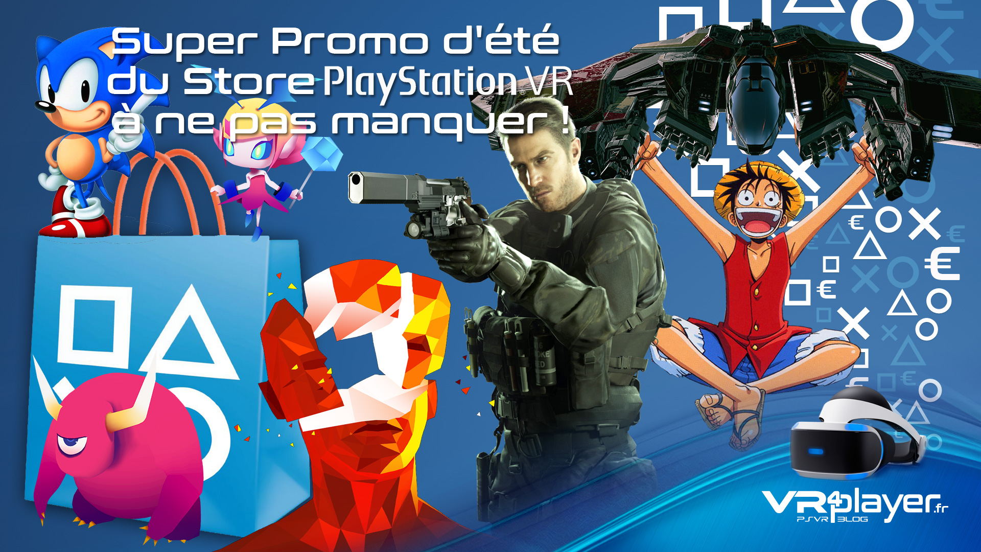 Super Promo d'été PSVR vr4player.fr
