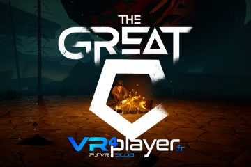 PlayStation VR, Steam : The Great C en VR sur PSVR et casques  PC