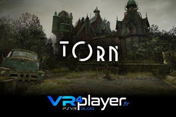 PlayStation VR : Torn pour la fin des vacances sur PSVR