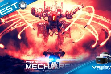 PlayStation VR : Code 51 le Mecha TEST sur PSVR