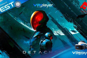 PlayStation VR : Detached sur PSVR, accrochez-vous, voilà le TEST !