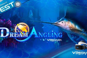 PlayStation VR : Dream Angling donne la pêche sur PSVR ? Réponse dans le TEST