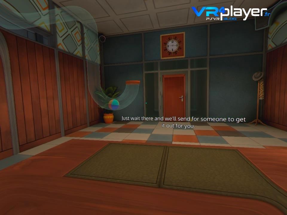 Esper VR le TEST sur PSVR