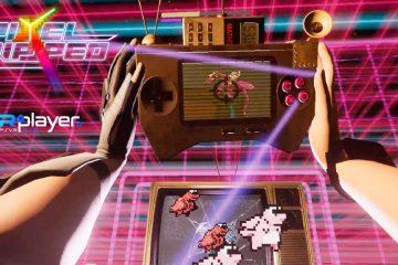 PlayStation VR, Réalité Virtuelle : Pixel Ripped 1989 arrive sous peu
