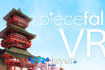 PlayStation VR : Avec Piecefall VR, Tetris Effect n'a qu'à bien se tenir