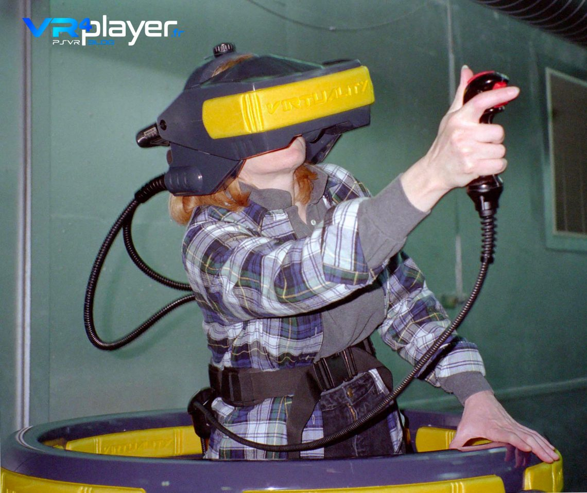 Mon 1er souvenir en VR