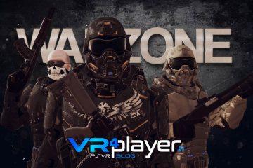 PlayStation VR : Warzone, FPS multijoueurs en préparation sur PSVR