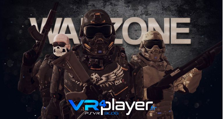 warzone, le jeu de tir massivement multijoueurs de Sinn Studio vr4player.fr