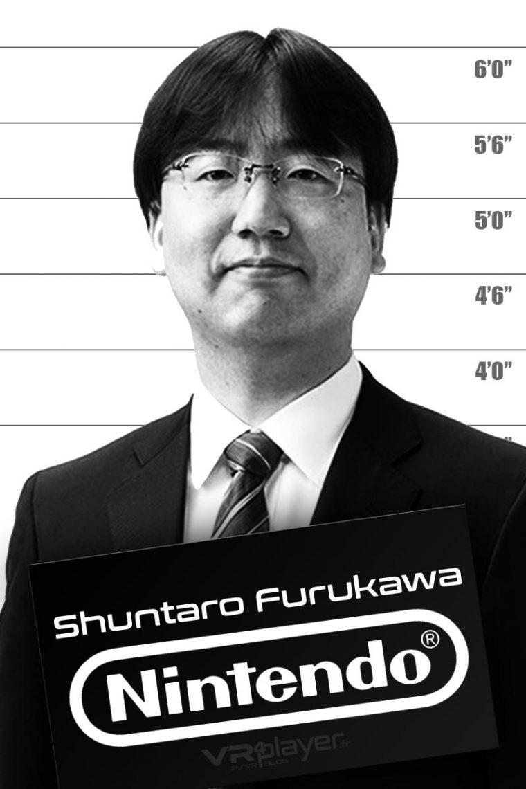 PlayStation VR, qui veut la peau du PSVR ? VR4Player Nintendo Shuntaro Furukawa